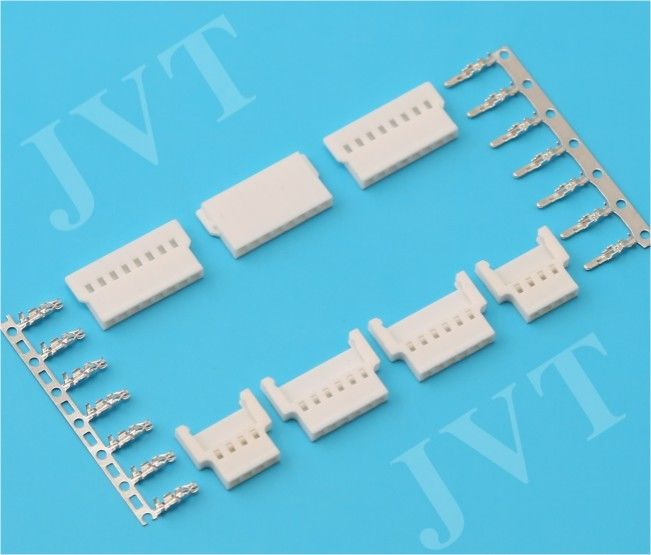 2.00mm Pitch Wire-to-Wire Plug Housing connector , 6 Circuits,Gender ...