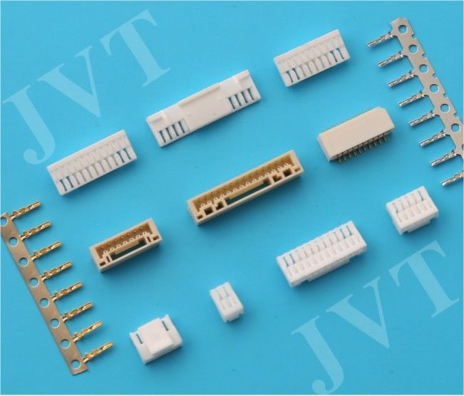 AWG# 26-30 Circuit Board Pin Connectors 1.25mm Pitch with 10MΩ Max ...