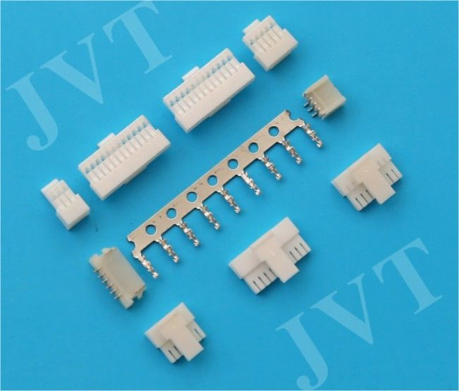 Pitch NH 1.0mm Wire to Board LED Connector for AWG 28 - 32 Applicable Wire