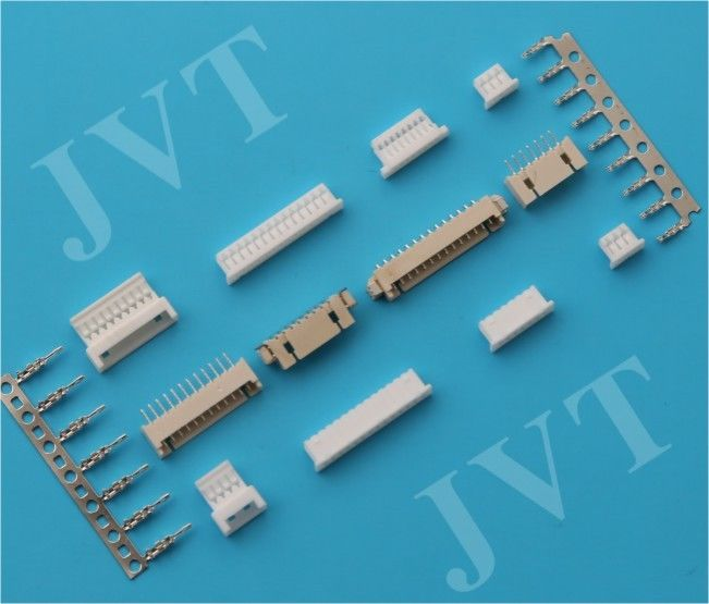 1 25mm Pitch Wire To Pcb Board Male Female Connector