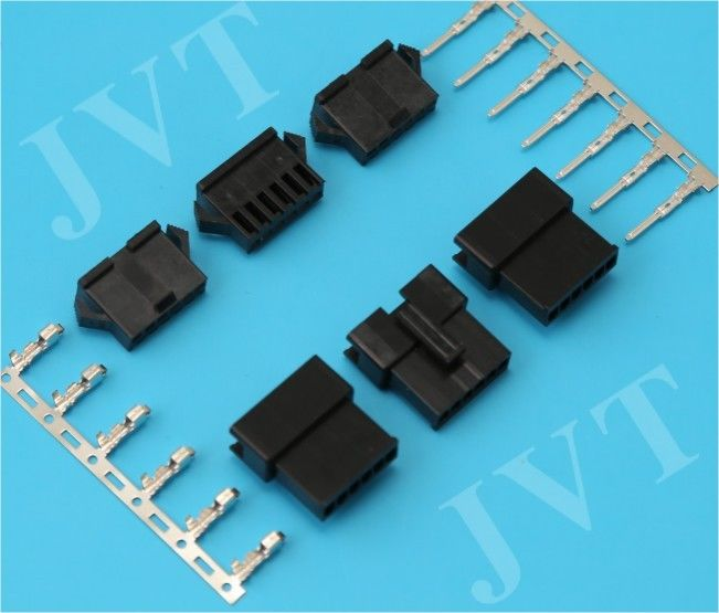 10MΩ Max Wire to Wire Connector with 2 - 12 Poles Phosphor Bronze Tin Plated Terminal