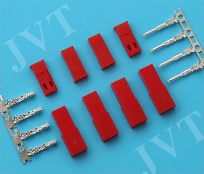 Disconnectable Crimp Style Wire to Wire Connector , 2 Poles Male ...
