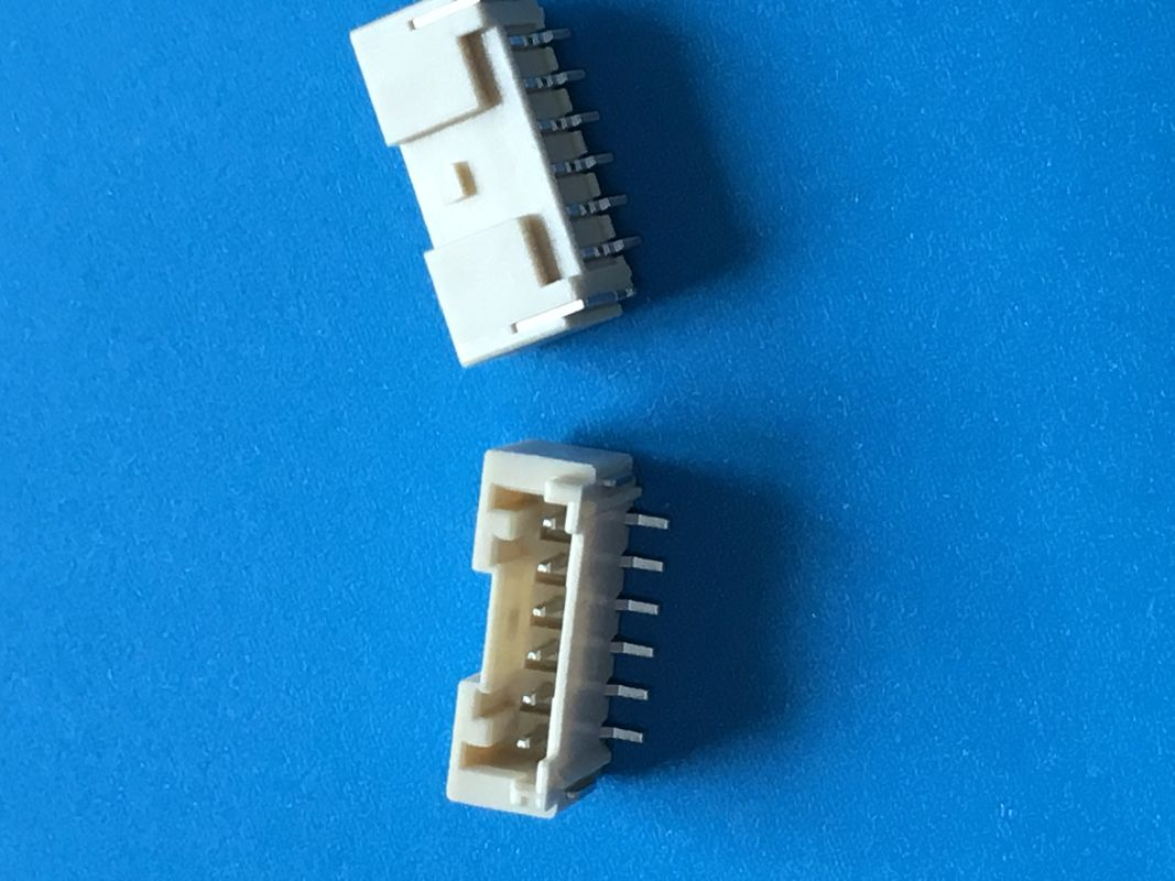 Wafer 6 Contacts PCB Board SMT Header Connector SMD Type Male Socket Header Connector