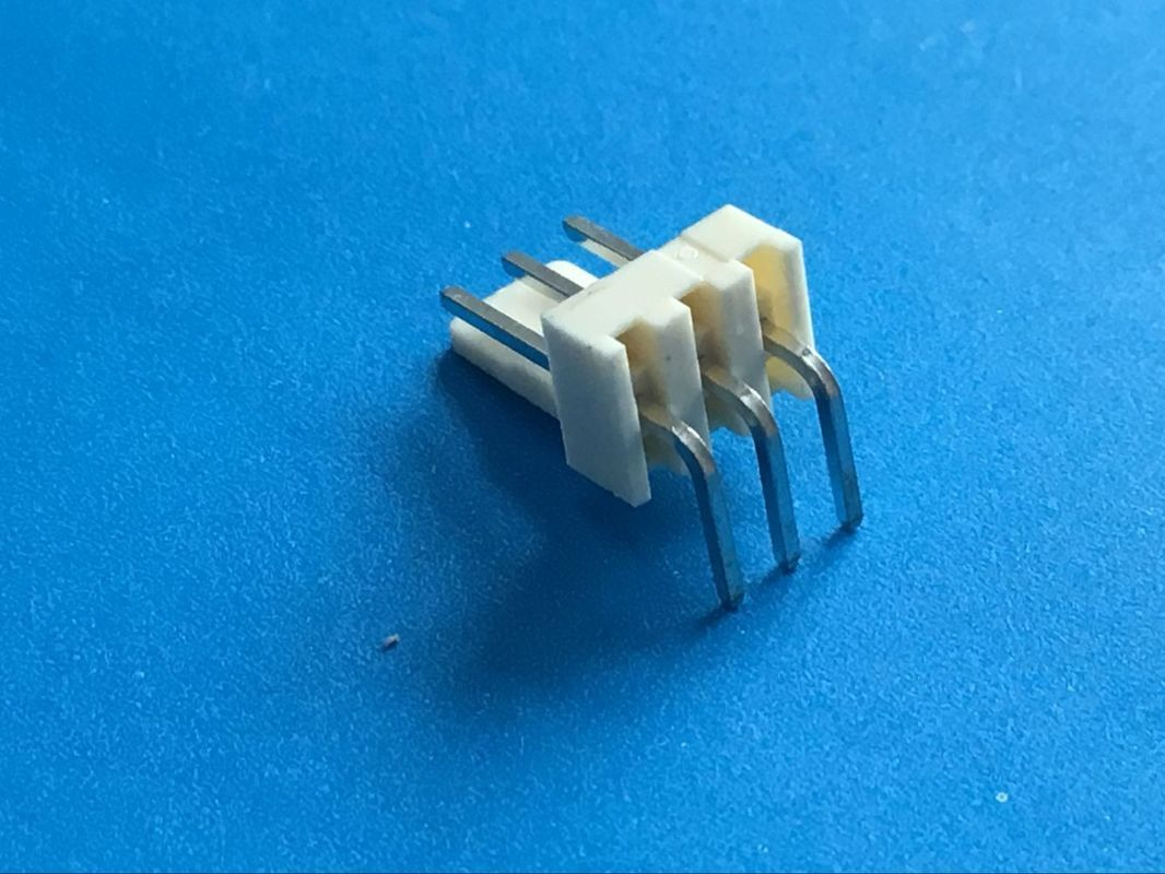 Single Row Header Electrical PCB Board Connectors 28# Applicable Wire DIP Style