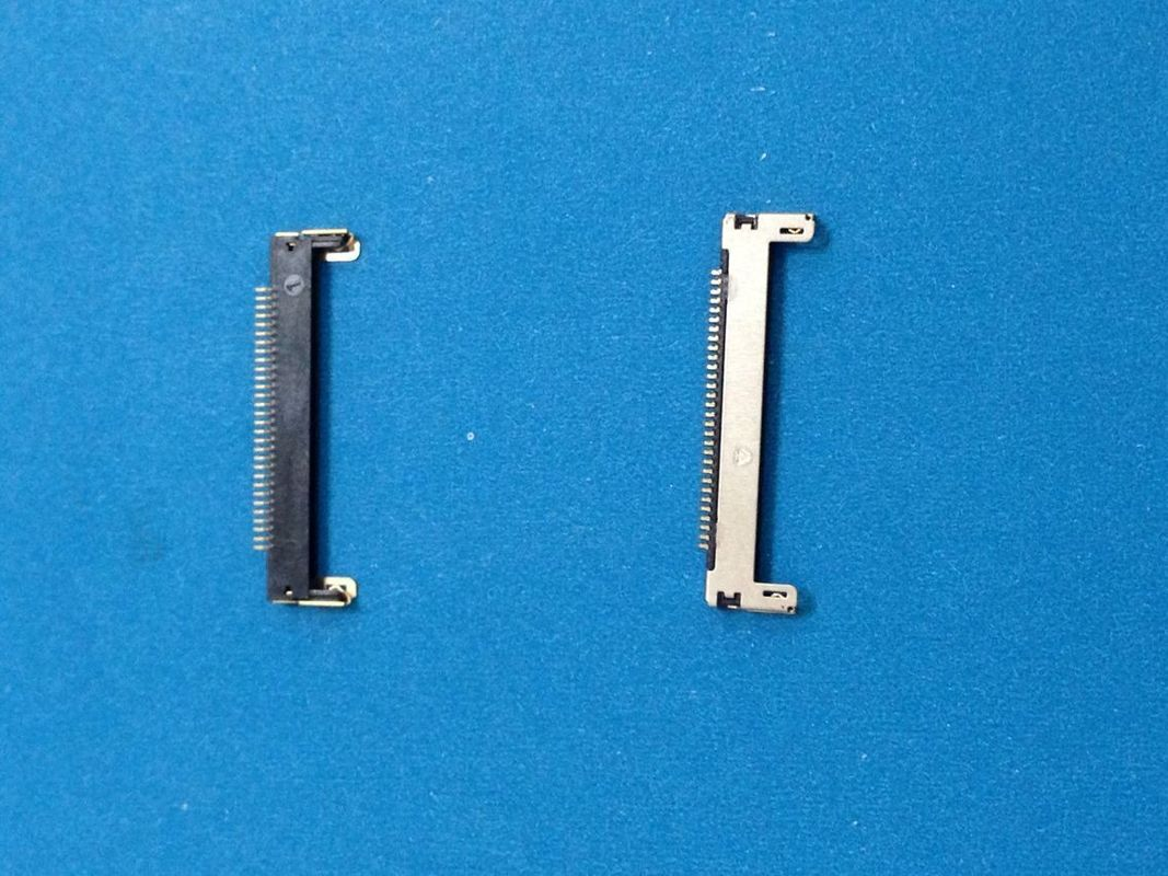Professional 0.4mm pitch PCB board connector ,  I-PEX wafer  connector for LG/AUO LCD(I-PEX 20374-030E