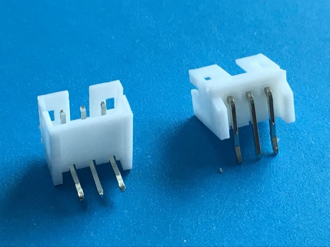 Pcb Socket Connector Through Hole 3 Pin Right Angle
