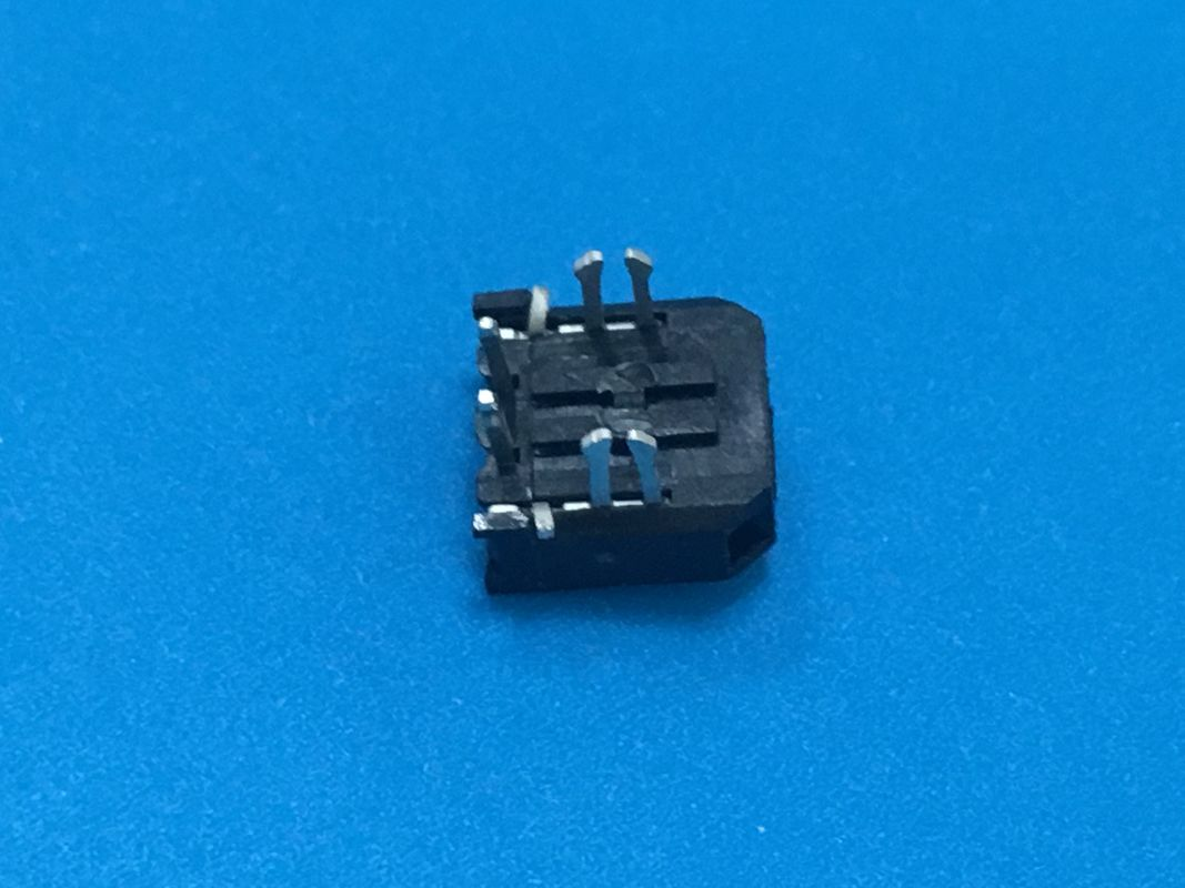 Micro - Fit 3.0™ Right Angle PCB Board Connector 3.00 mm Pitch Single Row 3 Circuits