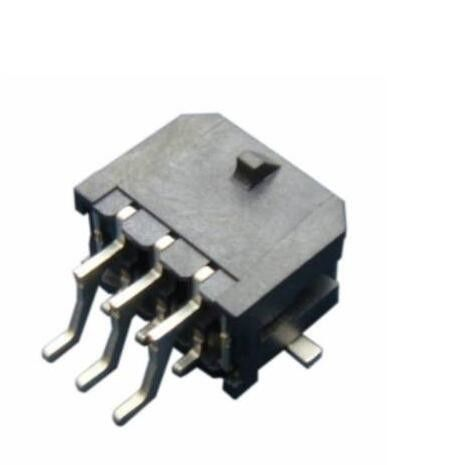 Right Angle Dual Row SMT Header Connector With Solder Pitch 3.0mm Microfit SMT 43045