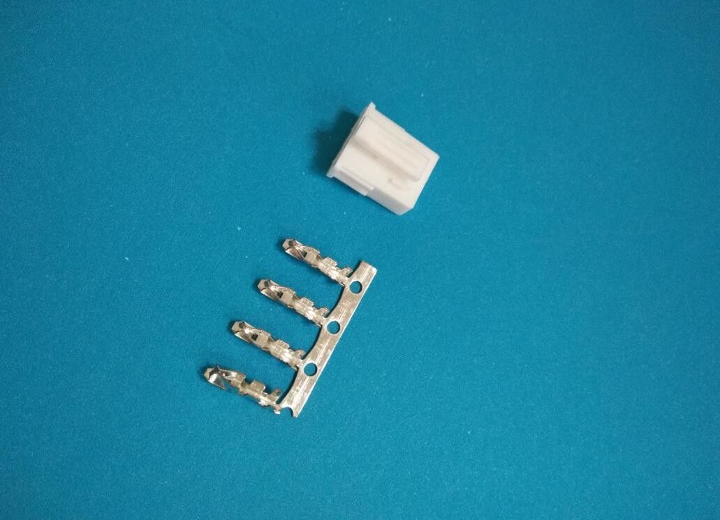 2 5mm male housing 3 pin pcb connectors wire to board with