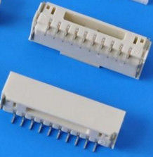 10 Poles Pcb Board To Board Connectors 2.0mm Pitch Through Board Cable Connector