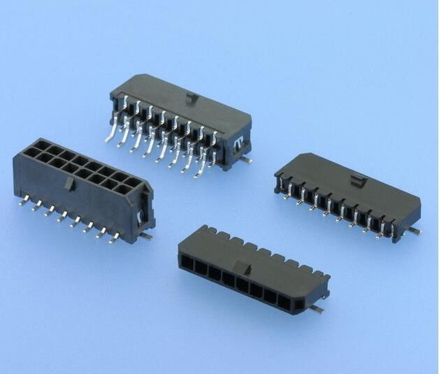 3.0mm Pitch Single / Double Row SMT Board To Board Connector Reach Approval