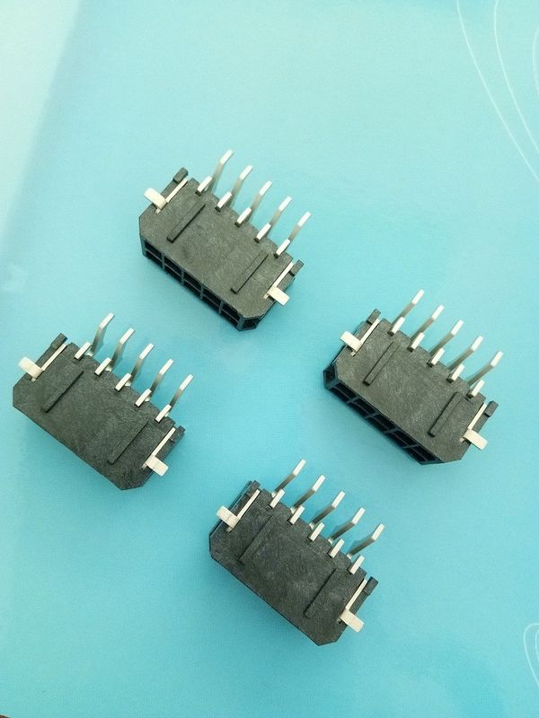 3.0mm Pitch Automotive Connectors Micro Fit Vertical Type SMT Wafer Connector