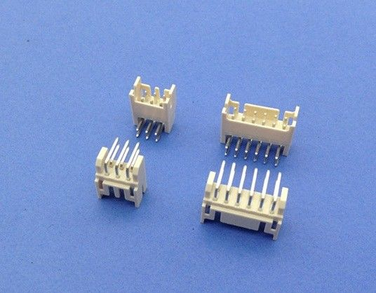 2.0mm Pitch Wire To Board Connector Tin Plated Circuit Board Pin Connectors