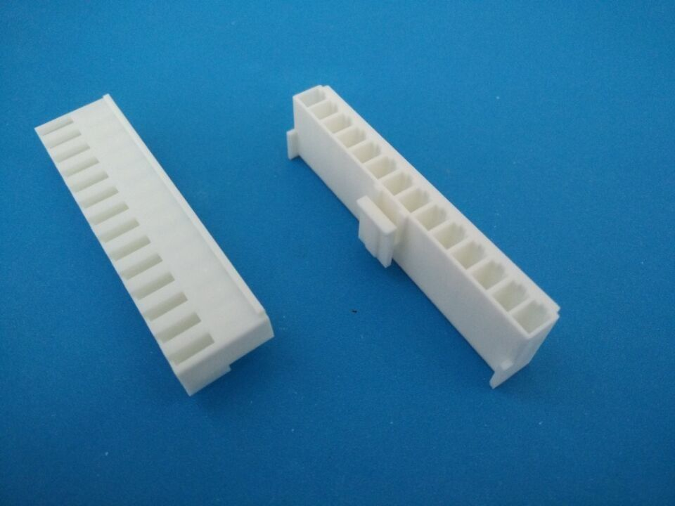 3.96mm Pitch Connector , Wire to Board Connector 2 Pin - 16 Pin,Color :White