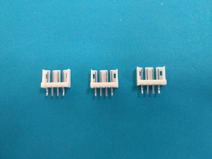 2.0mm Pitch , 2-15Pin , Tin-plated / Gold-plated ,  PCB Connectors Wire to Board