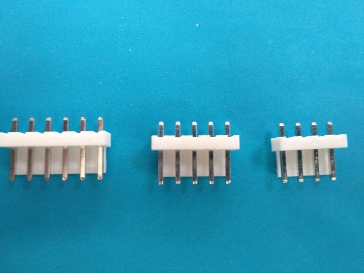 VH3.96mm Pitch , Tin-plated Dip Type , Board To Wire Connectors 2-16Pin