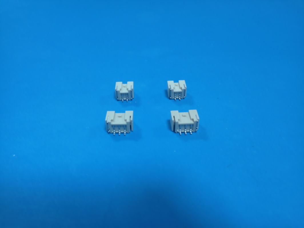 2.0mm Pitch Pcb Pin Connector , Right Angle Surface Mount Connectors SMT Header