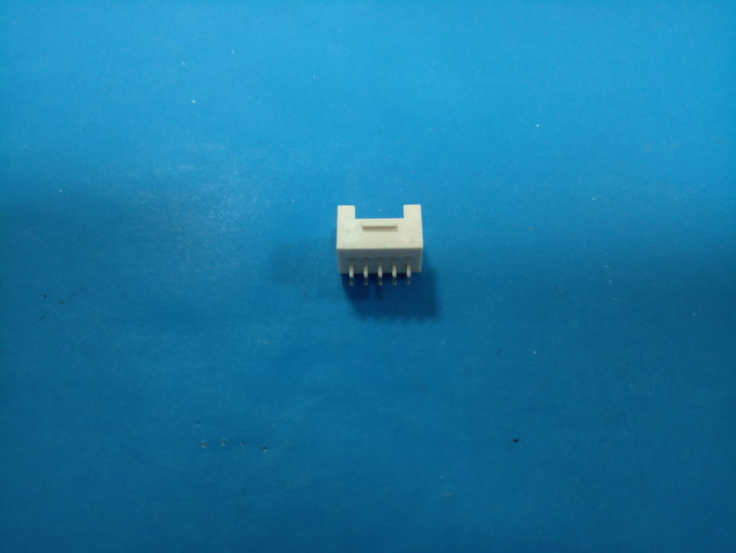 Double Row 2*2-2*16 Pin Circuit Board Wire Connectors Vertical PA66 Material