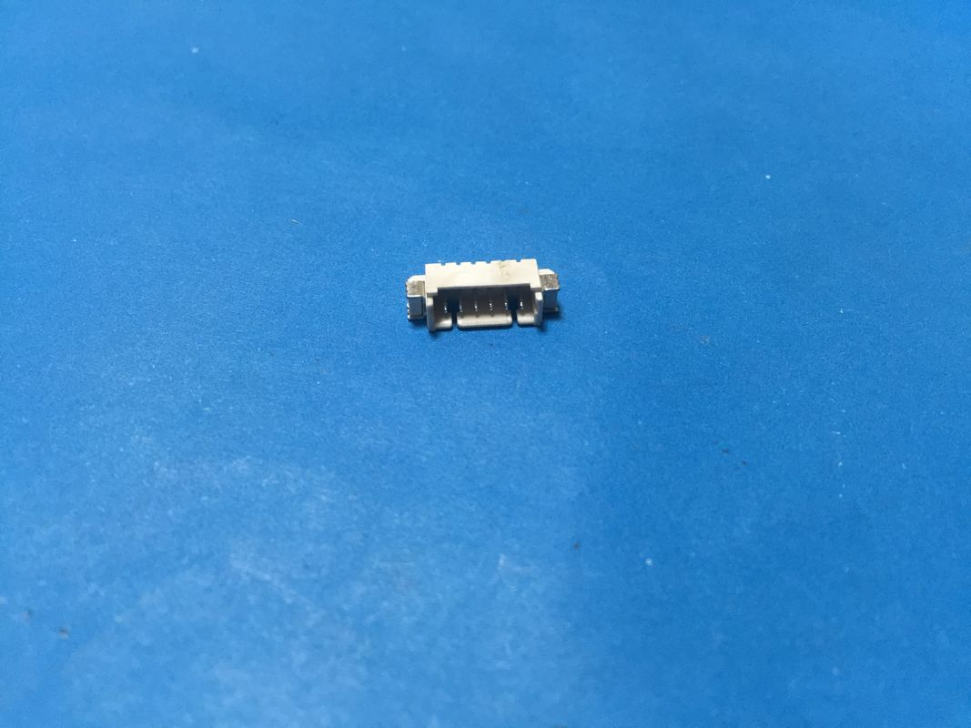 1.25mm Pitch PCB Board Connector , Horizontal Smt Header Connector Single Row