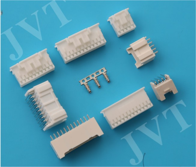 Equivalent of JST B10B PADSS F 2.0mm pitch 10 contact double row PCB ...