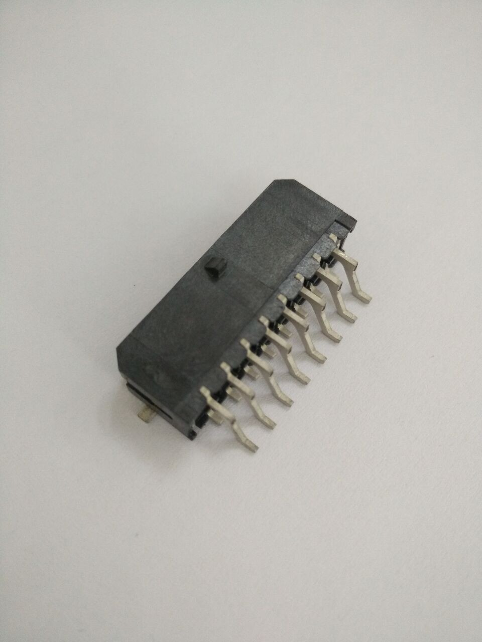PCB Board Connector With Solder Tab Tin
