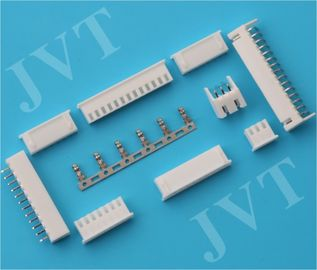 China Original Folded Beam Board to Wire Connectors with Phosphor Bronze Tin plated Terminal distributor