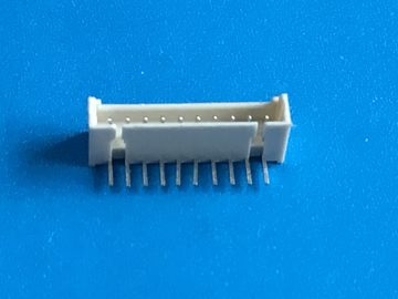 Phosphor Bronze / Brass Terminal PCB Mounted Connectors Dip Type 10 Contacts