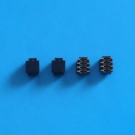 China 2.0mm Pitch Dual Row SMT 8 Pin Female Header Connector  without Locating Pegs distributor