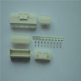 China Dual Row 2.0mm Pitch Female Wire To Board Power Connectors For PCB 250V distributor