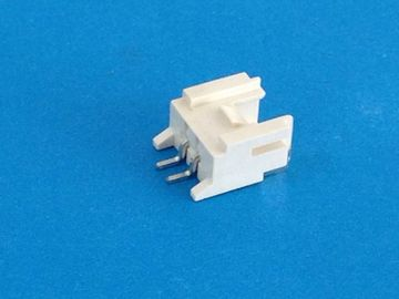 China 7 Pin Single Row 2mm Header Connector With Surface Mount Technology , UL94V-0 distributor