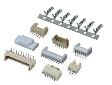 China JVT PHS 2.0mm Single Row Wire to Board Crimp style Connectors with Secure Locking Devices distributor