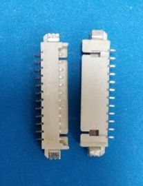 China Molex 1.25mm Pitch 12 Pin PCB Board Connector With Tin - Plating Plated factory
