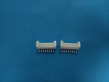 China Right Angle Wire To Board Connector , Pcb Wire Connector With 2.0mm Pitch factory