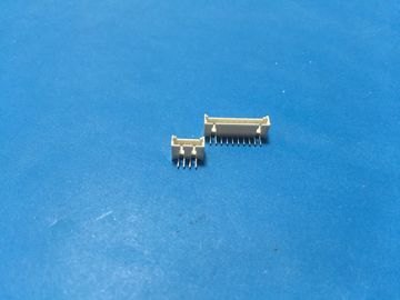 China DIP PCB Board Connector , Right Angle Wire To Board Crimp Style Connectors factory
